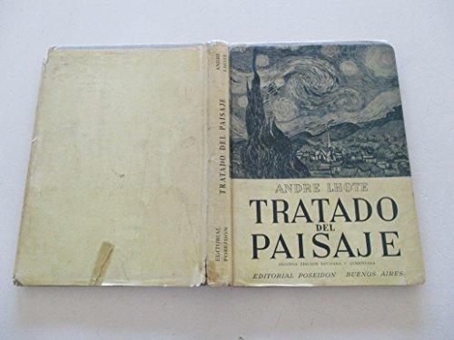 9788485083206: Tratado del paisaje