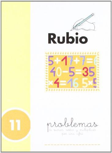 9788485109661: Problemas Rubio, n 11