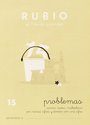 9788485109708: Problemas Rubio, n 15