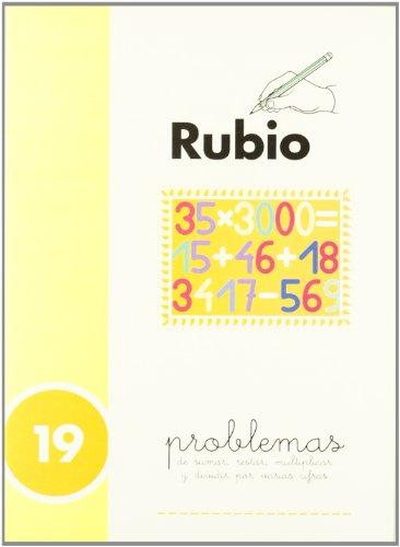 9788485109746: Problemas Rubio, n 19