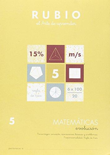 9788485109845: MATEMATICAS 5