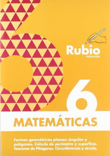 9788485109852: Problemas Rubio evolución, nº 6