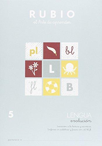 9788485109920: Cuadernos Rubio: Lengua 5 (Spanish Edition)