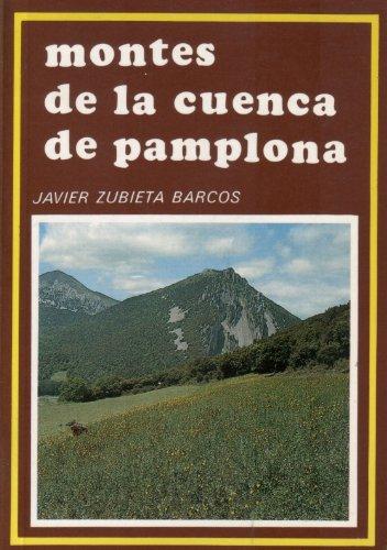 9788485112517: Montes De La Cuenca De Pamplona