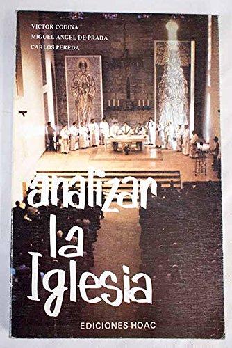 Analizar la Iglesia: Victor Codina -