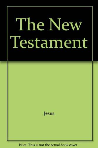 9788485131990: The New Testament