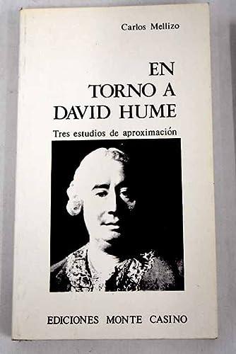 9788485139347: En torno a David Hume: tres estudios de aproximación