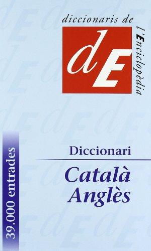 9788485194391: Diccionari Catala Angles