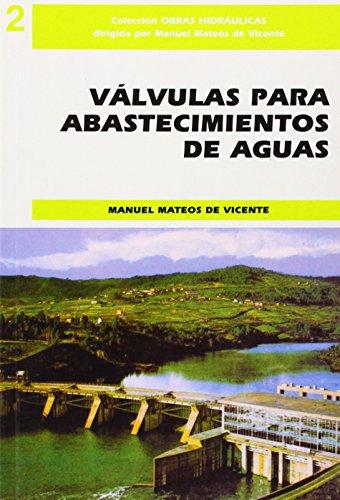 9788485198375: Valvulas Para Abastecimiento De Agua