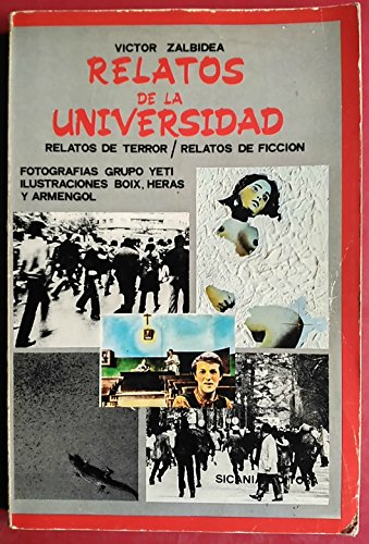 9788485203284: RELATOS DE LA UNIVERSIDAD (RELATOS DE TERROR / RELATOS DE FICCION)