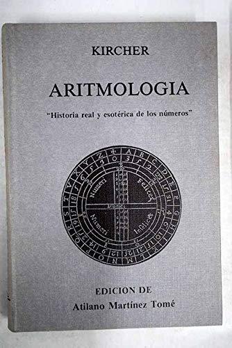 9788485208333: Aritmologia. historia real y esoterica de los numeros