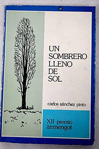 9788485221080: un_sombrero_lleno_de_sol