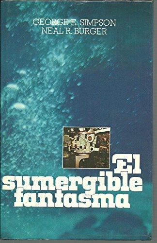 9788485224920: El sumergible fantasma
