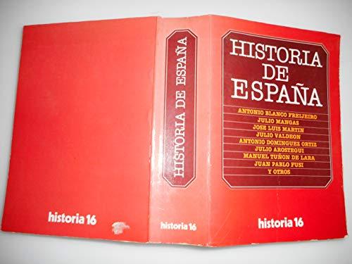 9788485229819: Historia de España