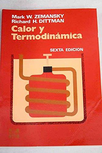 9788485240852: Calor y termodinámica