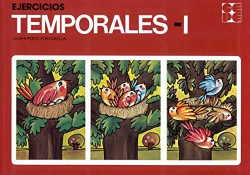 9788485252091: Ejercicios temporales. 1 (Cuadernos De Recuperacion)