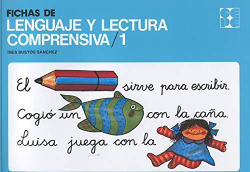 9788485252138: Fichas lenguaje y lectura comprensiva. 1 (Cuadernos De Recuperacion)