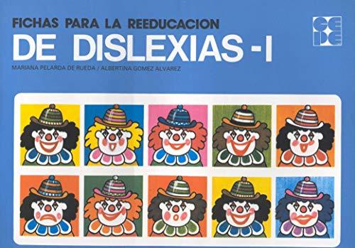 9788485252152: Fichas Para La Reeducacion De Dislexias.