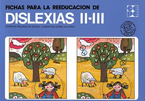 9788485252244: Reeducacion de dislexias. 2 y 3 (Cuadernos De Recuperacion)
