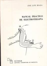 9788485257584: MANUAL PRACTICO DE ELECTROTERAPIA