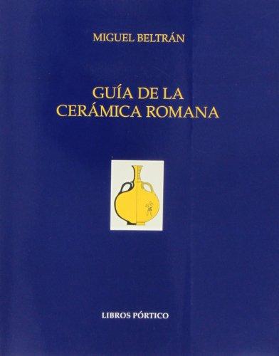 9788485264803: Guia de la ceramica romana