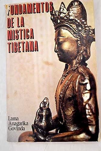 9788485269204: Fundamentos de la mistica tibetana