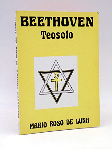 9788485269419: Beethoven teosofo