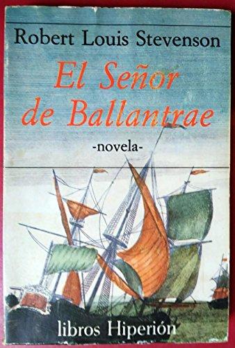 9788485272617: El señor de Ballantrae (Libros Hiperión)