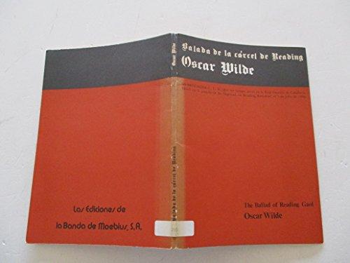 9788485283170: BALADA DE LA CÁRCEL DE READING