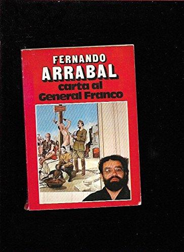 9788485286874: Carta al general Franco (Spanish Edition)