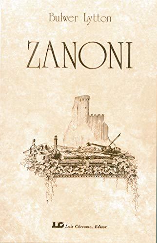9788485316458: Zanoni: Novela iniciática