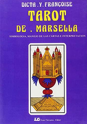 9788485316748: TAROT DE MARSELLA
