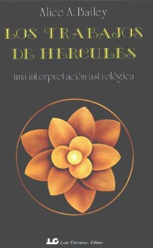 9788485316861: Los trabajos de hercules
