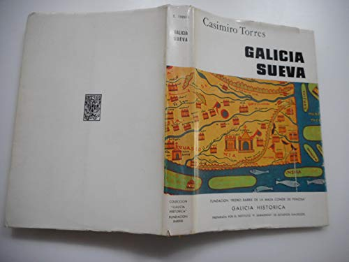 9788485319114: El reino de los suevos (Galicia histórica) (Spanish Edition)
