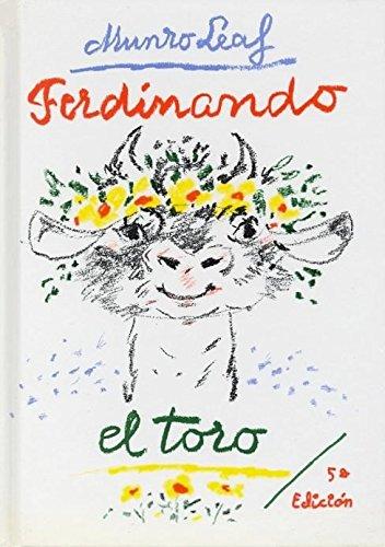 9788485334056: Ferdinando, el toro (Rosa y manzana)