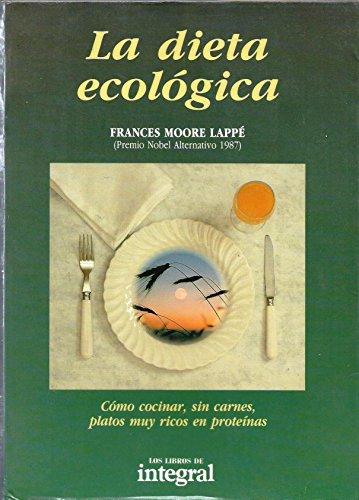 9788485351763: Dieta ecologica, la