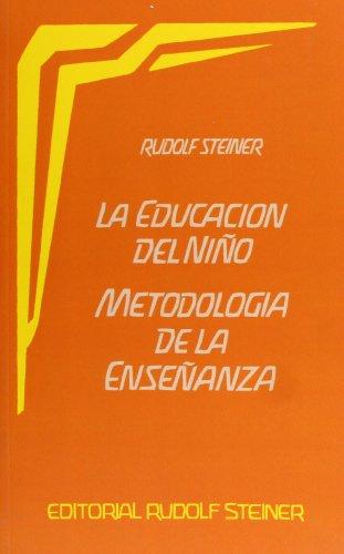 9788485370801: Educación del niño, la: metodología de la enseñanza