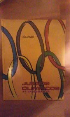 Imagen de archivo de JUEGOS OLÍMPICOS, LA LARGA MARCHA (Madrid 1988) a la venta por Multilibro