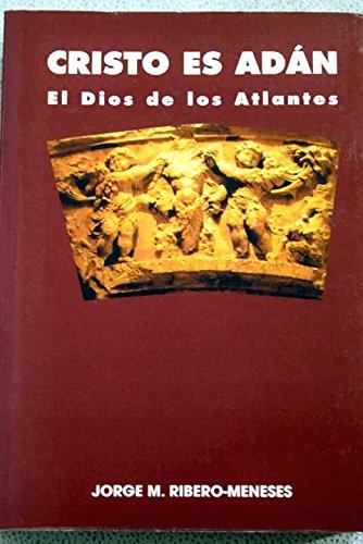 9788485373192: Cristo es Adán. el dios de los atlantes