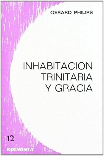 9788485376285: Inhabitación trinitaria y gracia