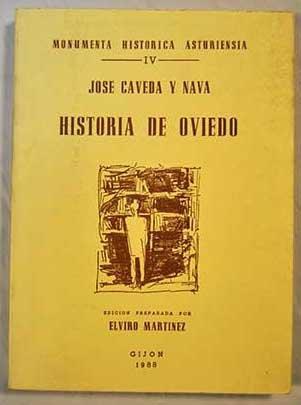 Historia de Oviedo: Caveda y Nava,
