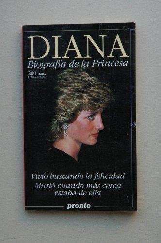 9788485388646: Diana, Biografia de la Princesa