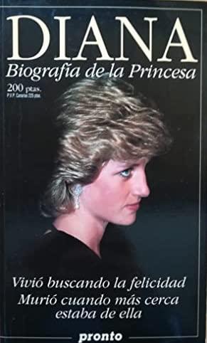 Diana (biografía de la princesa): Muñoz Gallego, Pilar;