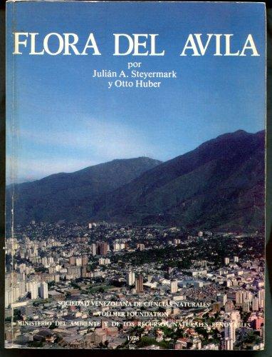9788485389032: Flora de Avila, la