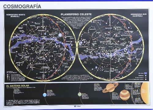 9788485406661: Cosmograf'a, planisferio celeste / —rbitas y eclipses: Cosmografía (Láminas de Ciencias de La Tierra)