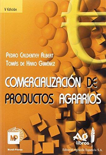 9788485441747: Comercialización de productos agrarios