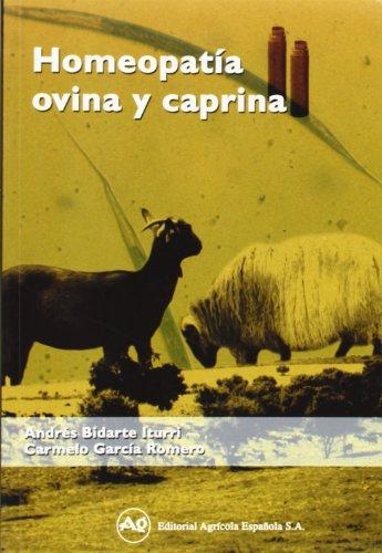 9788485441754: Homeopatia ovina y caprina