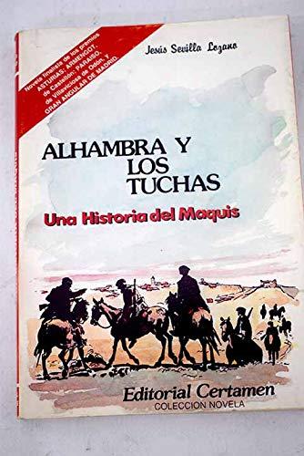 9788485450114: Alhambra y los tuchas