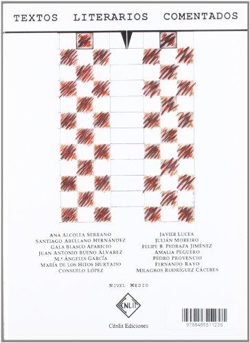 9788485511235: Textos Literarios Comentados (medio) -Gida-