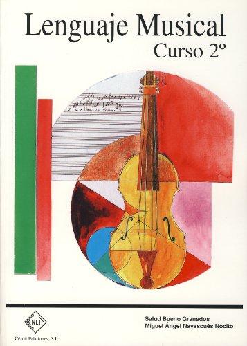 9788485511334: BUENO y NAVASCUES - Lenguaje Musical Curso 2º